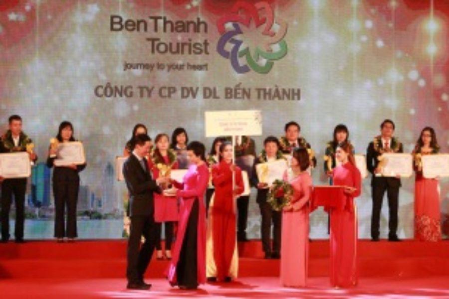 BenThanh Tourist thắng lớn Hội chợ Du Lịch TP.HCM 2017