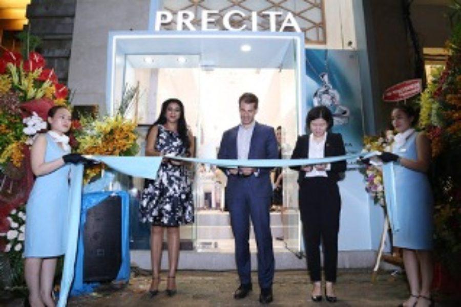 Ben Thanh Jewelry ra mắt thương hiệu trang sức PRECITA