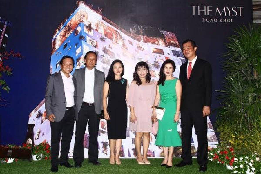 Khai trương khách sạn The Myst Đồng Khởi