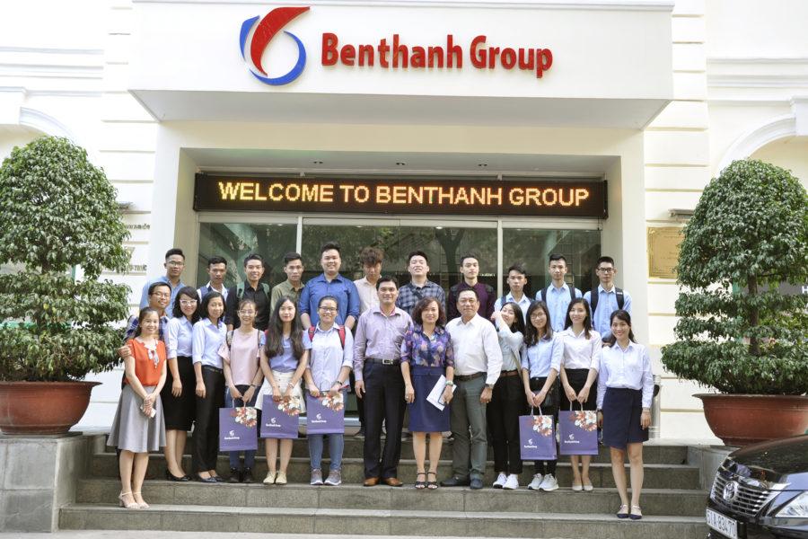 Benthanh Group tổ chức gặp mặt thí sinh cuộc thi Dynamic 2017