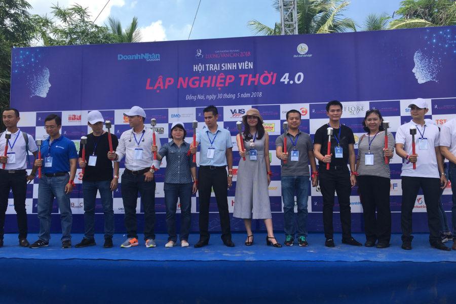 Benthanh Group Đồng Hành Cùng Giải Thưởng Tài Năng Lương Văn Can 2018