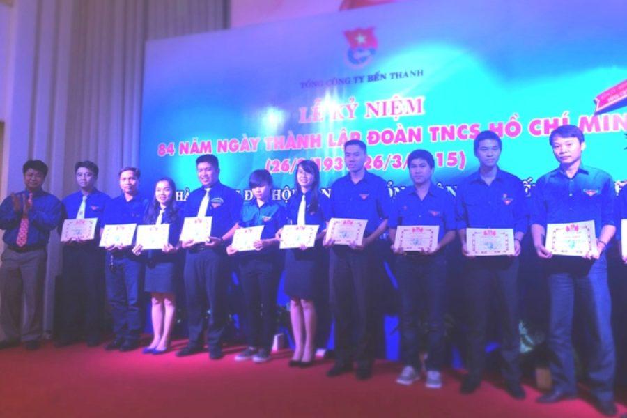 Lễ kỷ niệm 84 năm ngày thành lập đoàn TNCS Hồ Chí Minh