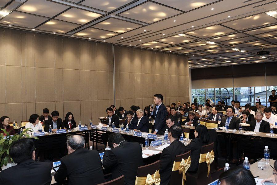 Hội nghị Sơ kết 9 tháng đầu năm 2017