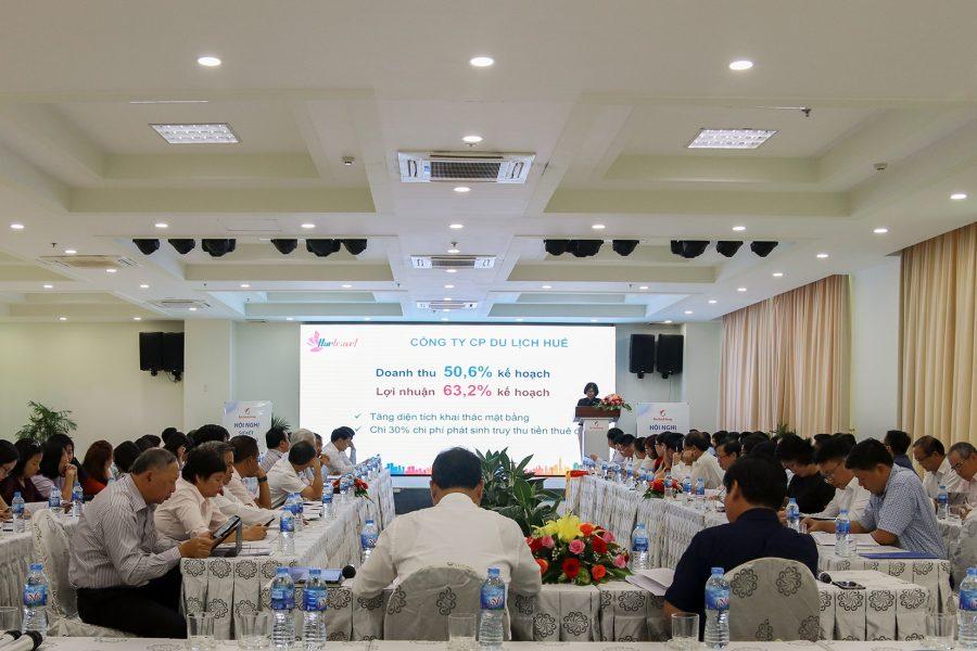 Hội nghị Sơ kết 6 tháng đầu năm 2018
