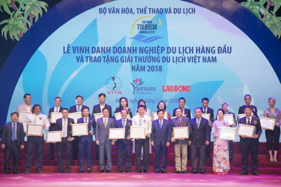 BenThanh Tourist lần thứ 19 đạt Giải thưởng Du lịch Việt Nam
