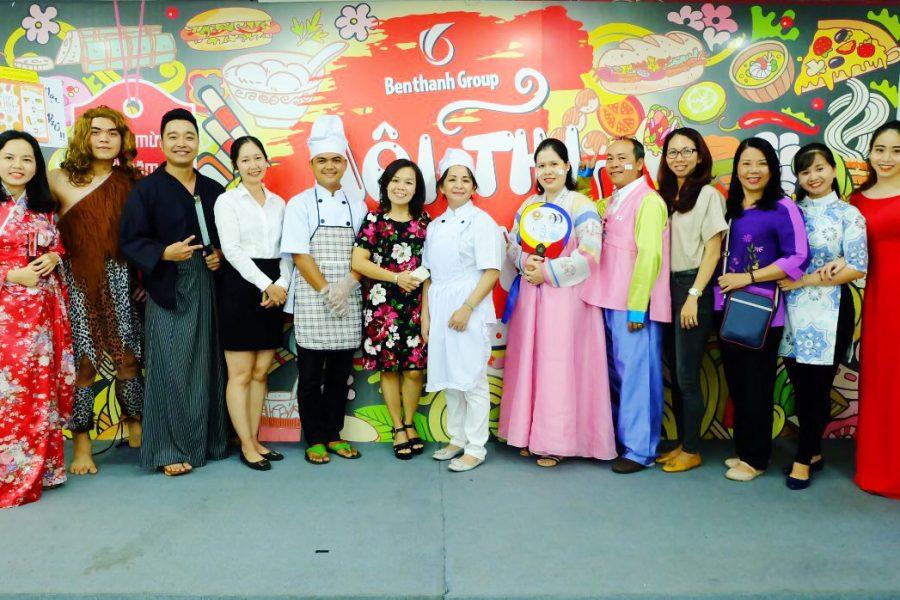 Hội thi ẩm thực – Chào mừng 21 năm thành lập Benthanh Group