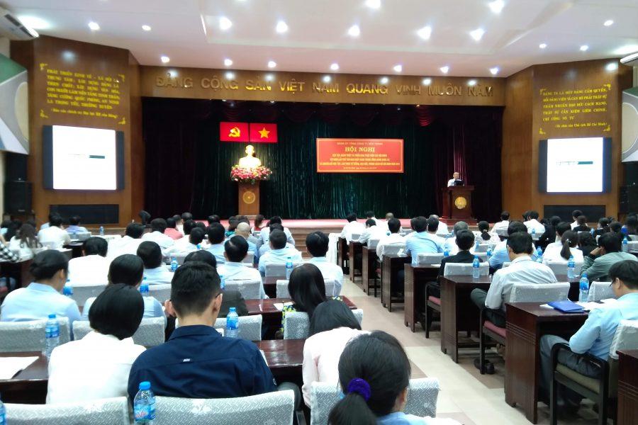 Hội nghị học tập, quán triệt Nghị quyết Ban Chấp hành Trung ương Đảng  lần thứ 8, Khóa XII và chuyên đề học tập và làm theo tư tưởng, đạo đức, phong cách Hồ Chí Minh năm 2019