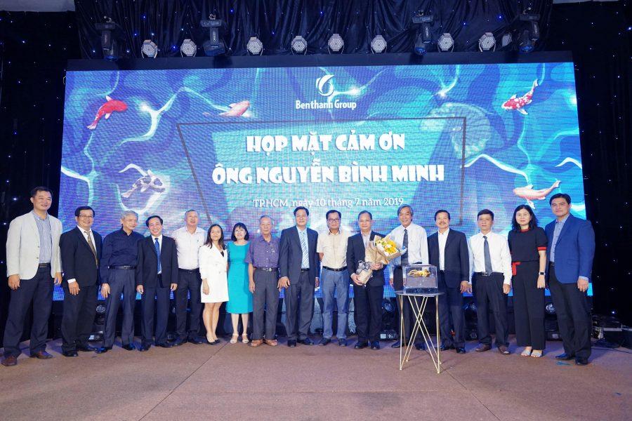 Hội nghị Sơ kết 6 tháng đầu năm 2019 – Họp mặt cảm ơn nguyên Phó Bí thư Đảng Ủy, Thành viên HĐTV, TGĐ Tổng Công ty.