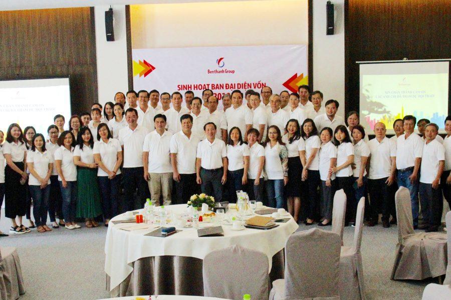 Benthanh Group tổ chức Sơ kết 9 tháng đầu năm 2019  và Họp mặt Kỷ niệm 15 năm ngày Doanh nhân Việt Nam