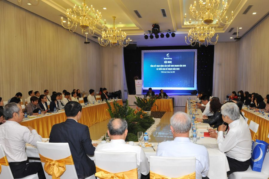 Tổng Công ty Bến Thành tổ chức Hội nghị Tổng kết hoạt động sản xuất kinh doanh năm 2019, triển khai nhiệm vụ năm 2020 và Hội nghị Điển hình tiên tiến 5 năm (2015 – 2020)