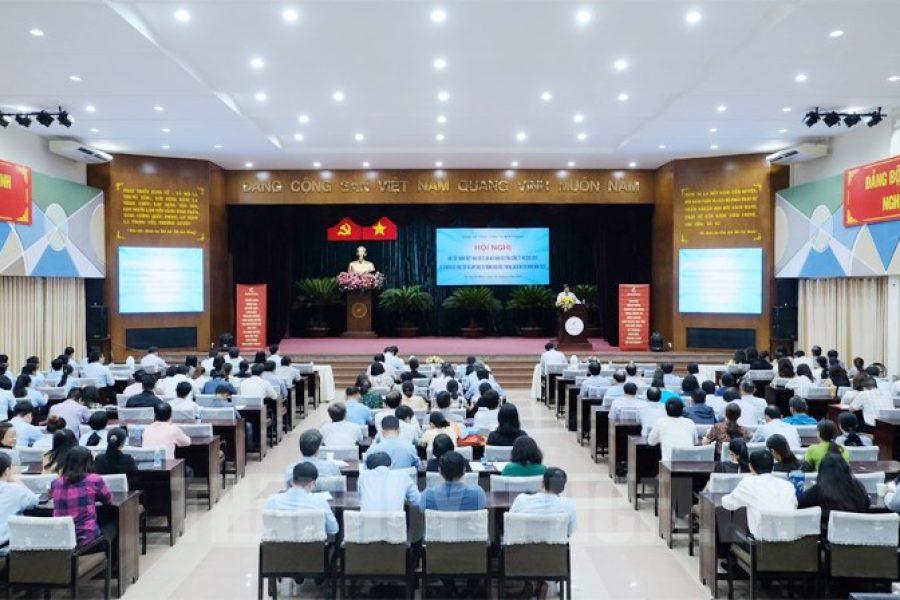 Triển khai Nghị quyết Đại hội Đảng bộ Tổng Công ty Bến Thành nhiệm kỳ 2020-2025 và học tập chuyên đề năm 2020