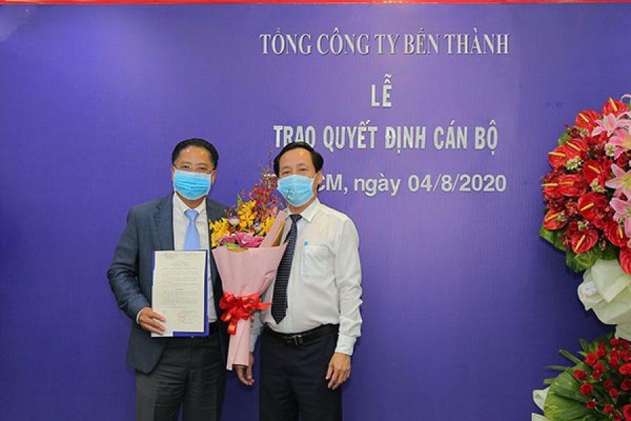 Tổng Công ty Bến Thành (Benthanh Group) chào đón tân Phó Tổng Giám đốc và Kế toán trưởng